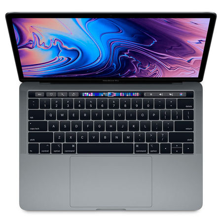 Ноутбук Apple MacBook Pro 13 TB i5 2,3/8/256SSD SG (MR9Q2) в ДНС